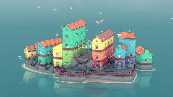 tư duy kiến trúc qua trò chơi xây dựng