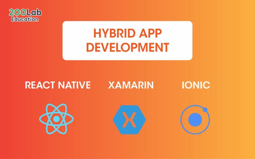 phát triển ứng dụng hybrid