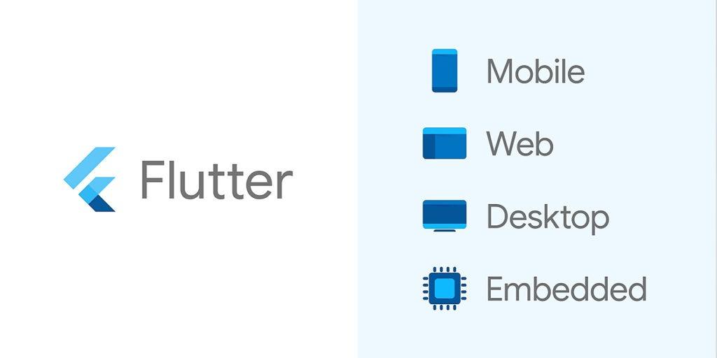 Flutter có thể chạy được đa nền tảng