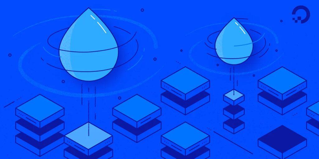 digital ocean droplets