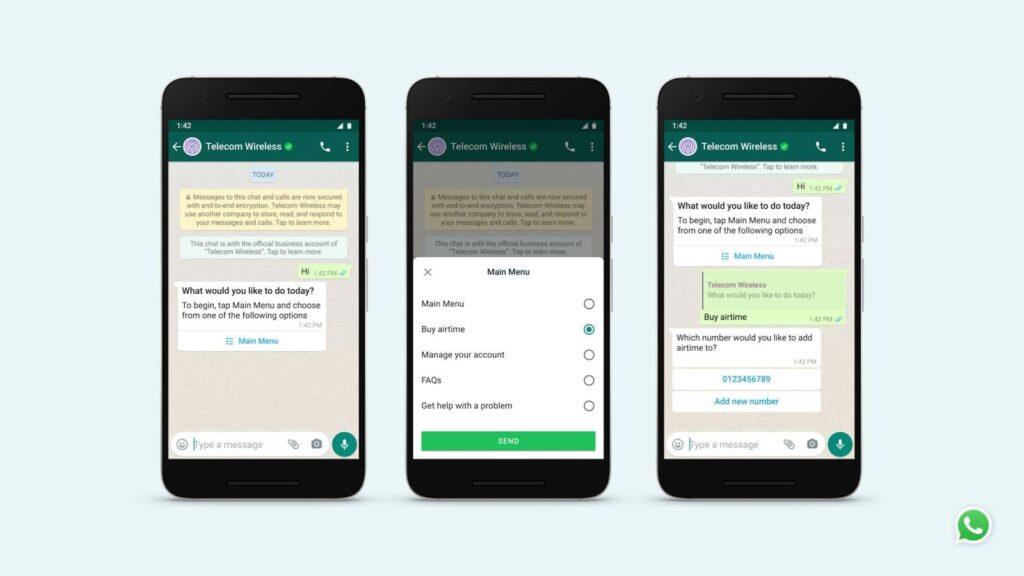 Kết nối với khách hàng nhanh chóng qua API WhatsApp Business