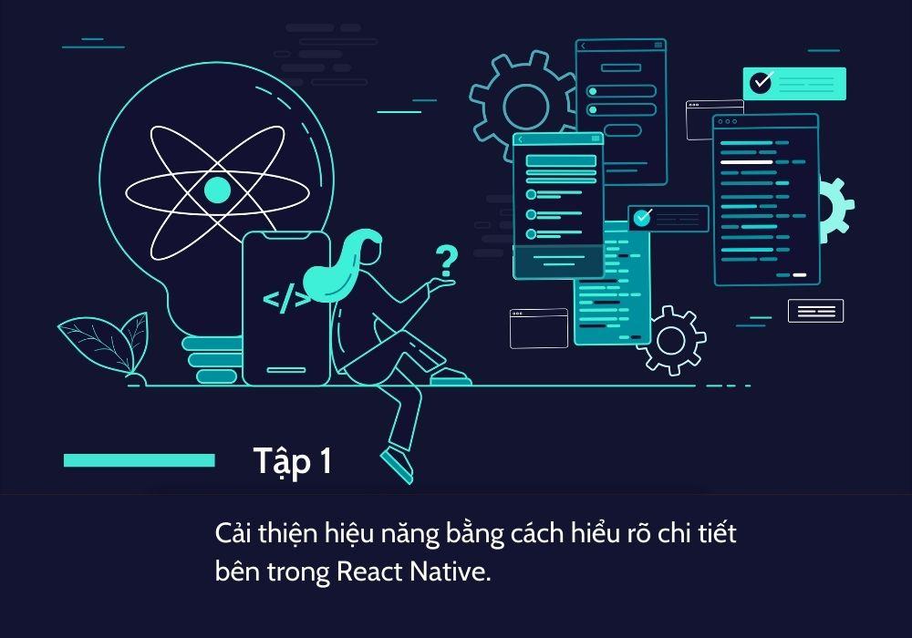 Cải thiện hiệu năng ứng dụng React Native